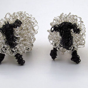 Wirework Sculptures