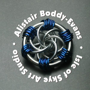 Chainmaille by Alistair Boddy-Evans